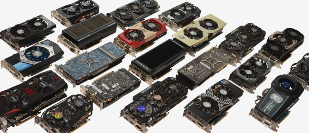 Selecting a graphics card for mining