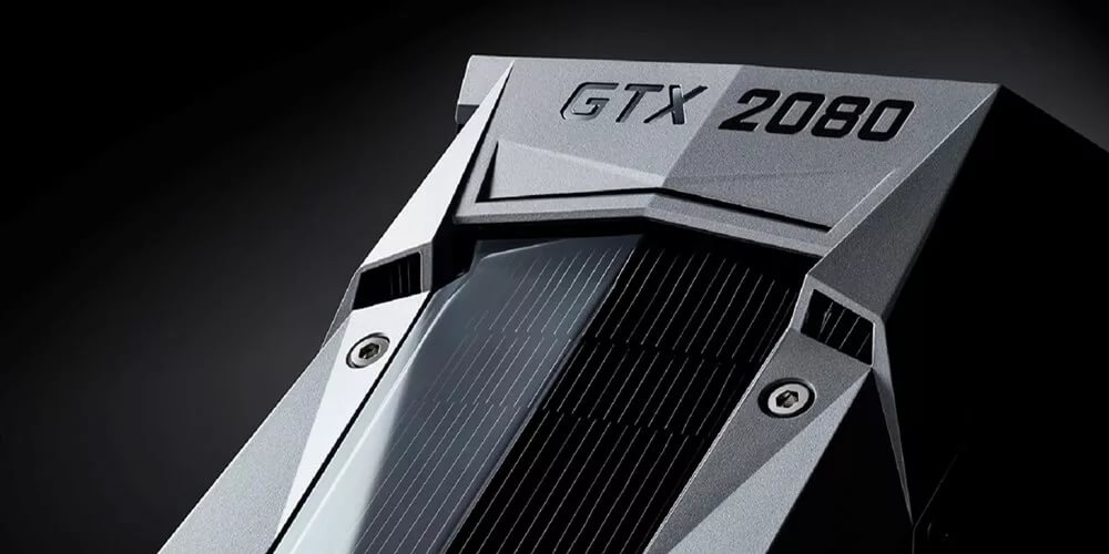 nvidia geforce gtx2080