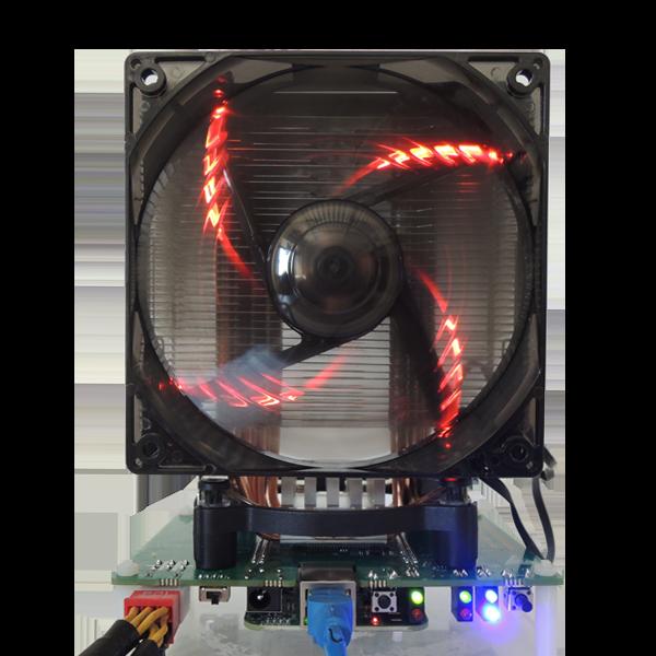 FPGA miner Hash Altcoin Blackminer F1 Mini