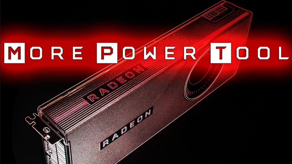 morepowertool amd radeon rx5700 overclock