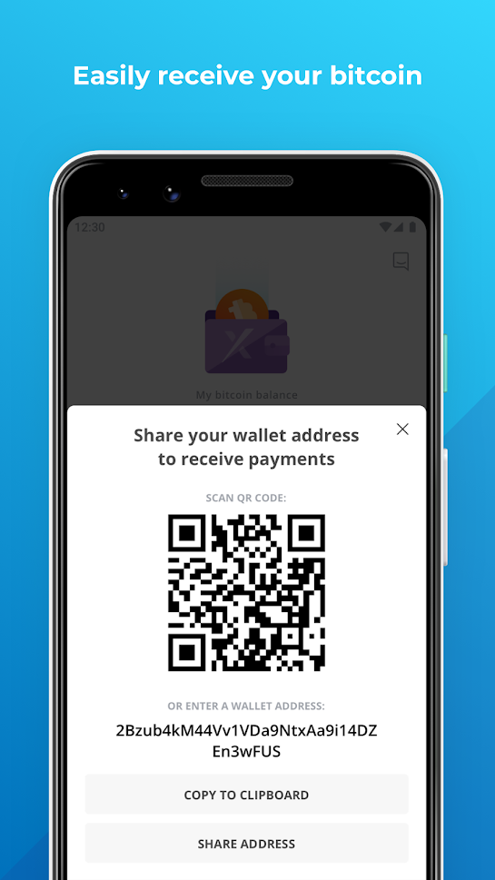 paxfulwallet qr code mobile