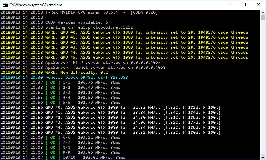 Trx Coin Mining Nvidia 1070 Hashrate Ethereum – Pluto Dental Demo 2