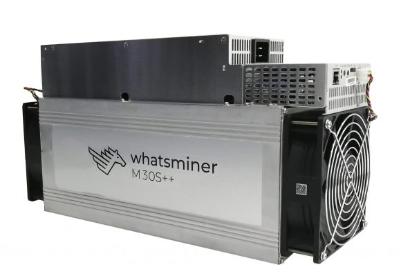 New ASIC Miner Models: MicroBT WhatsMiner M30S + 100 THS and M30S ++ 112 THS