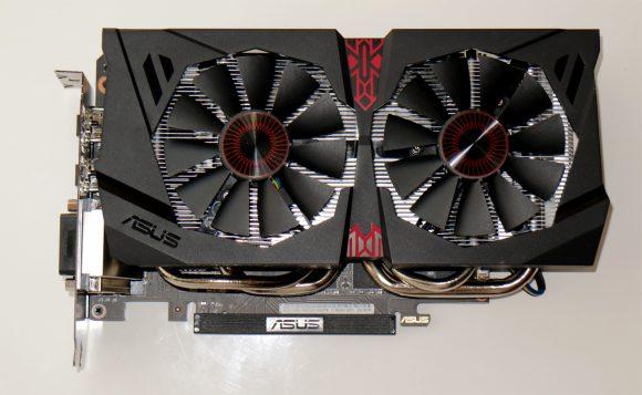 Первый взгляд на ASUS GeForce GTX 1060 OC 6GB 9Gbps