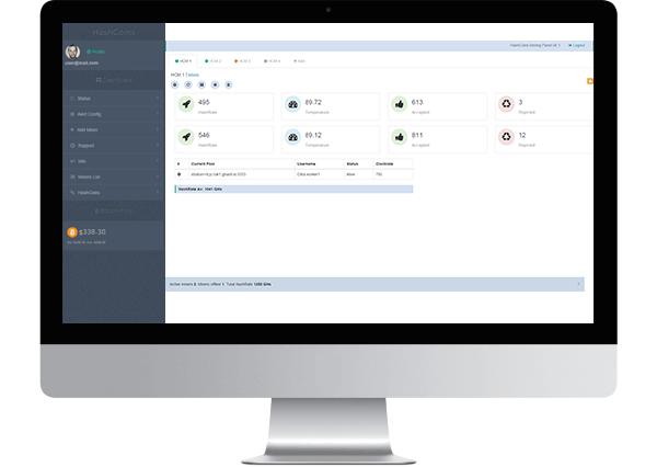 HashCoins - ASIC оборудование и облачный майнинг которому можно доверять