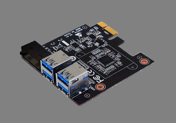 Расширитель порта PCI-Express Multiplier