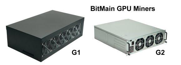 Bitmain выпустит в Китае 8GPU AMD и NVIDIA майнеры