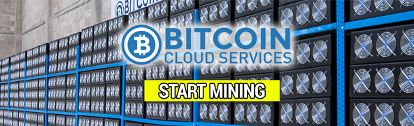 Bitcoin cloud mining services that we now use