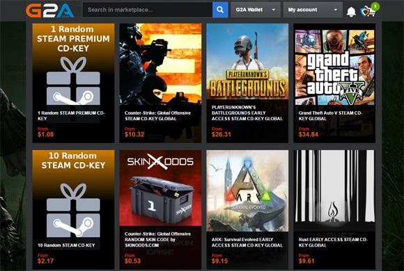 Покупаем игры за Bitcoin дешевле на G2A