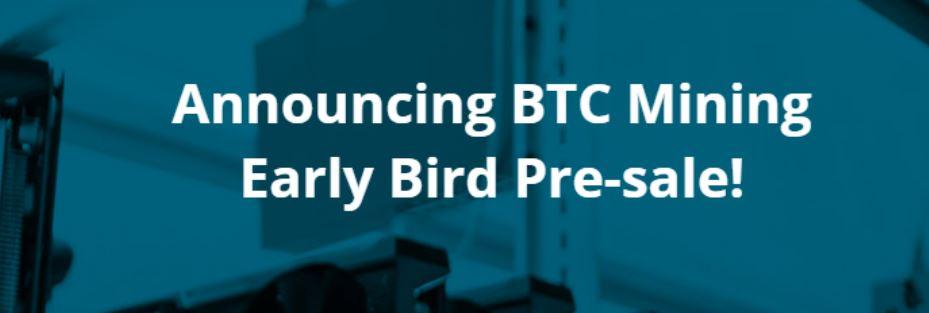Genesis Mining: предпродажа контрактов на облачный майнинг Bitcoin