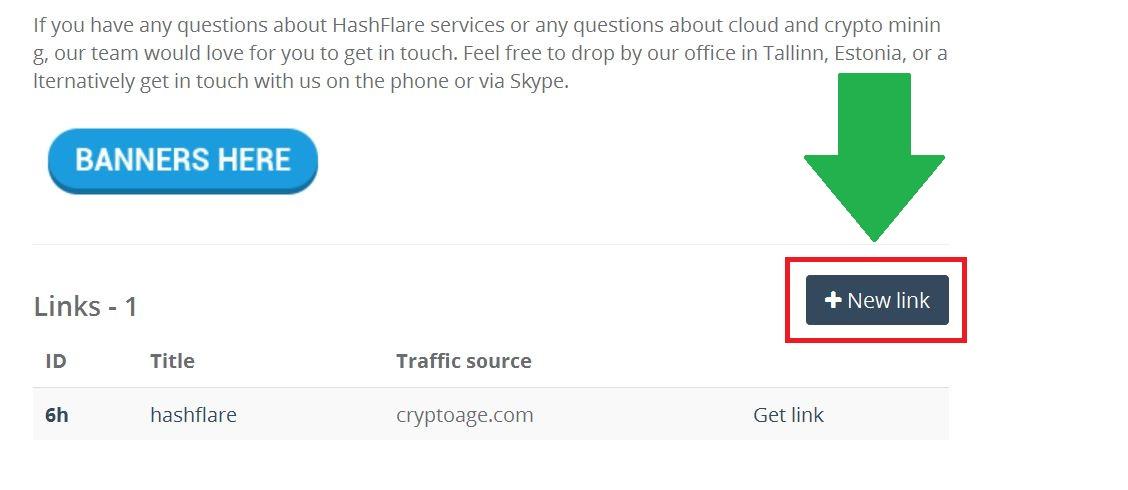 Как удвоить реферальный доход от рабыты с сервисом HashFlare