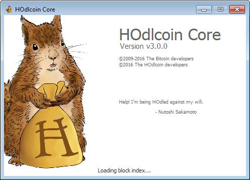Hodlcoin (HODL) предстоит очередной хардфорк