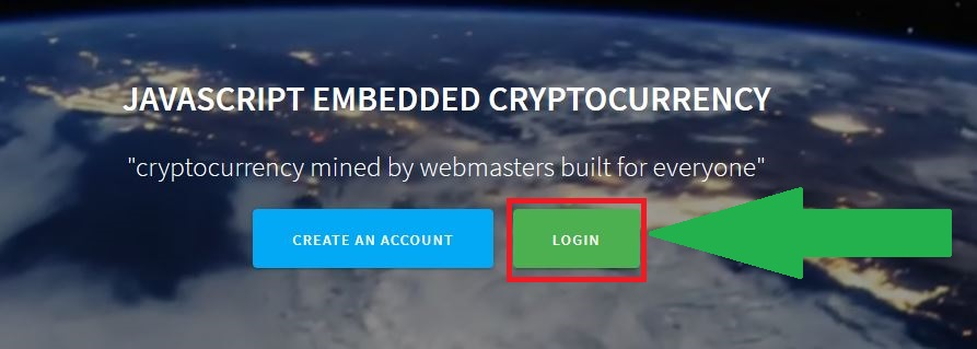 JSEcoin - JavaScript криптовалюта для вебмастеров и не только