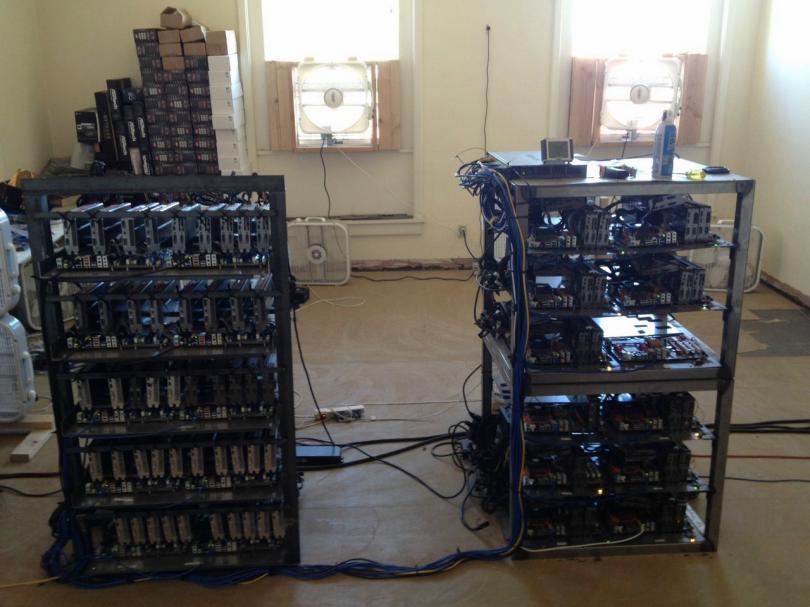 Производители GPU: NVIDIA и AMD пользуются бумом майнинга криптовалют