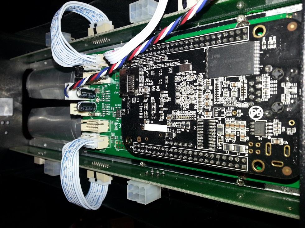 Подробный обзор Биткоин ASIC майнера Bitmain Antminer S5