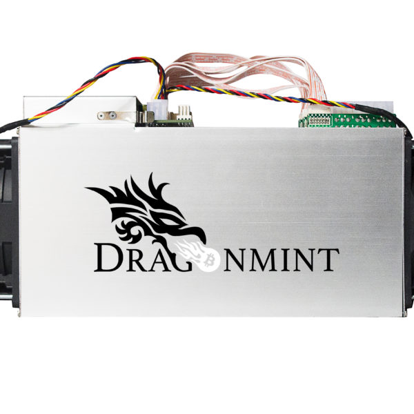 DragonMint Miner visual with Logo 600x600